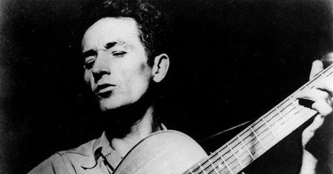 Woody Guthrie archive to land in his native Okla.