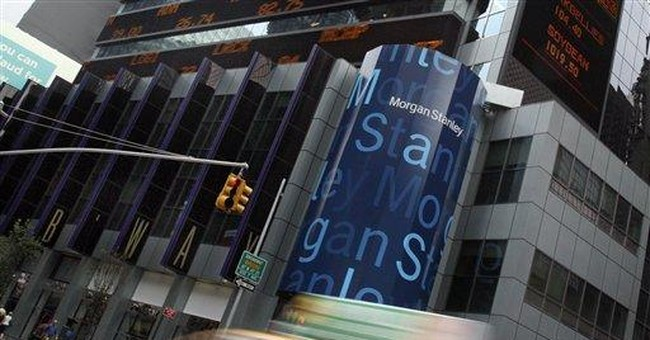 Morgan Stanley to cut 580 jobs in New York