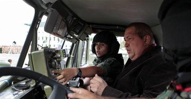 US denounces Chavez cancer comment
