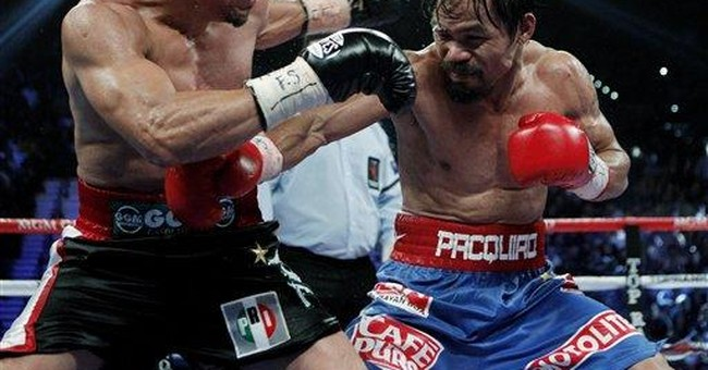 Boxing trunk political ad overturns Mexican ballot