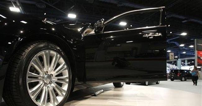 Chrysler 300 still turns heads
