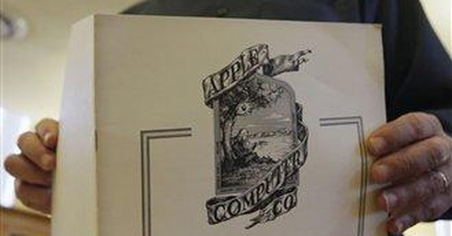 Stanford archives offer window into Apple origins