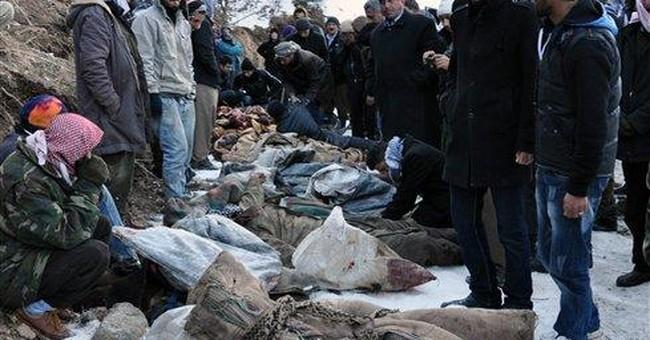 Turkey: Strikes kill 35 people mistaken for rebels