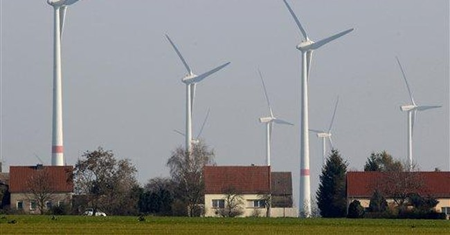All eyes on German renewable energy efforts