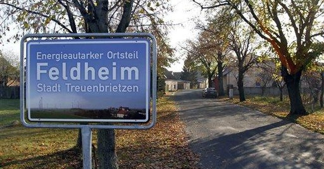 All eyes on German renewable energy efforts