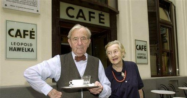 Viennese Cafe Icon Hawelka dead at 100