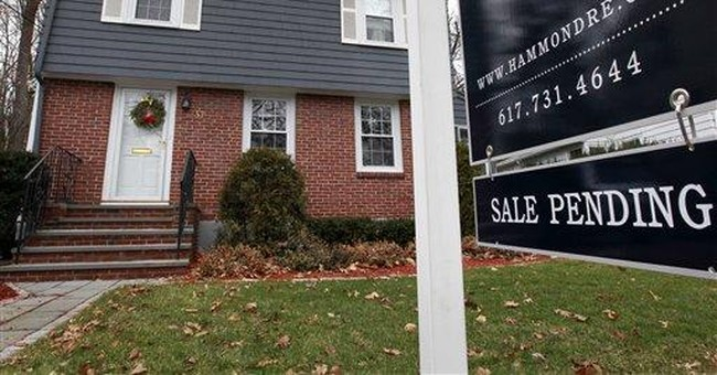 Contract signings for US homes up in November