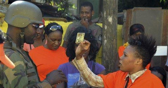 Jamaica's opposition wins elections in a landslide