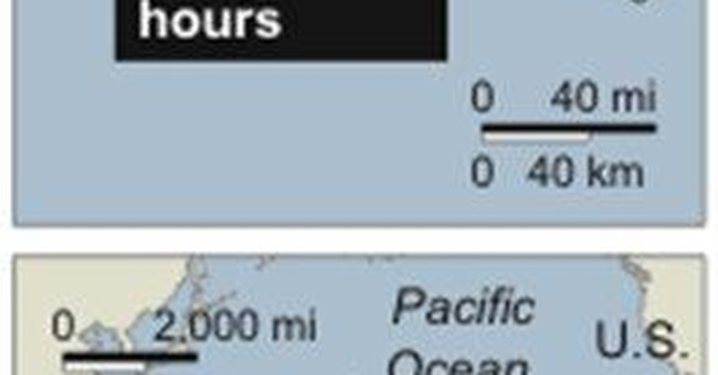 Samoa skips Friday in leap across int'l date line
