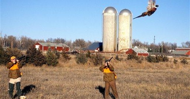 Harsh winters, habitat loss hurts Plains hunting