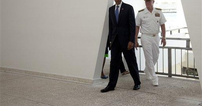 Obama wooing veterans in campaign