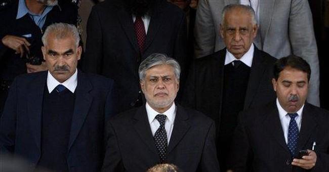 Pakistan judicial commission to probe memo scandal