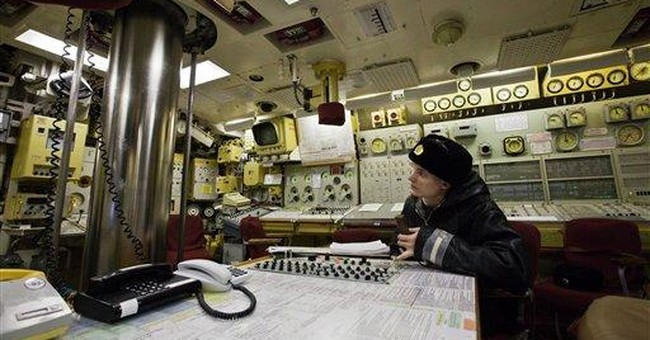 Russia: Nuclear submarine fire finally out
