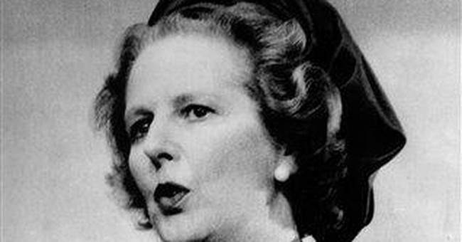 Newly released files detail Thatcher's 1981 crisis