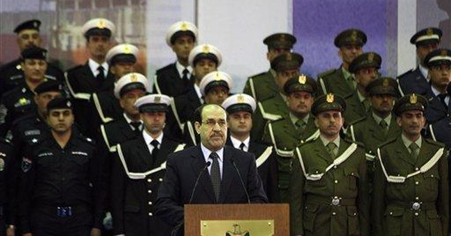 Iraq official warns of abuse of security forces