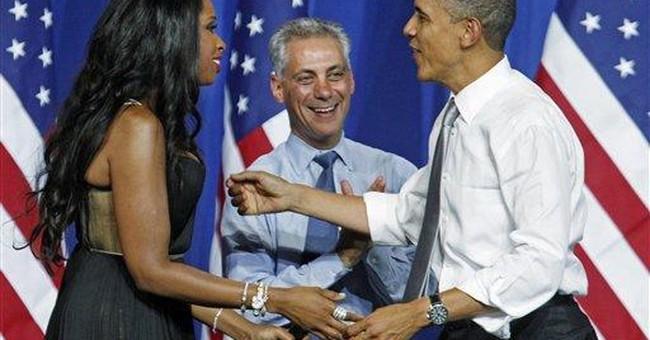 Hollywood's take on Obama: Less gushing this time