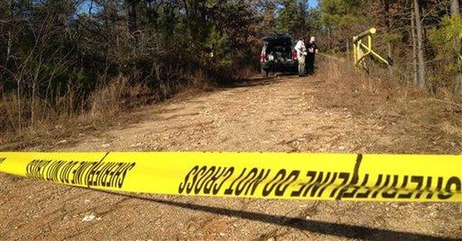 Body found in Ark. forest was missing dispatcher