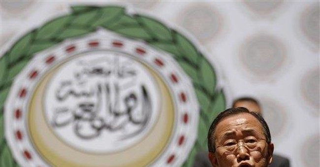 UN chief to focus on sustaining Arab Spring