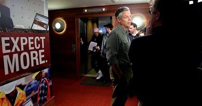 New Year's Eve parties take Huntsman across NH