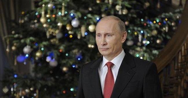 Russia's Putin dreams of sweeping Eurasian Union