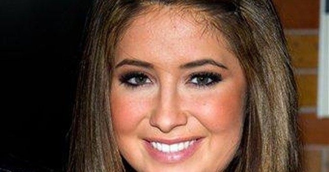 Another listing found for Bristol Palin book