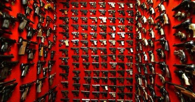 More wealthy DC residents registering guns