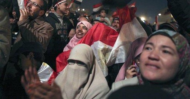 Mubarak exit sets off celebrations across Mideast