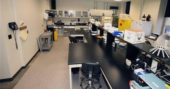 NY judge rejects DA's bid for crime lab prosecutor
