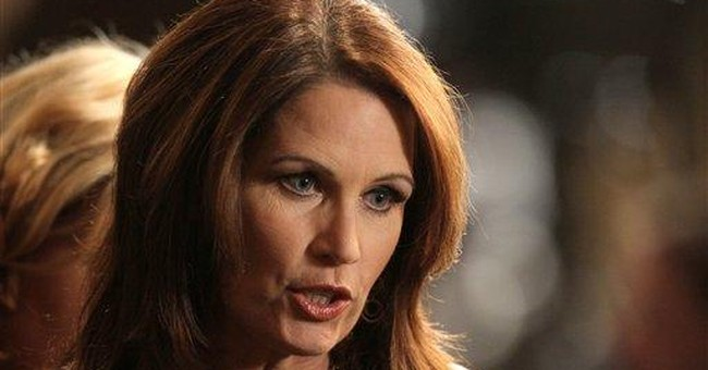 Rep. Bachmann not ruling out bid for president