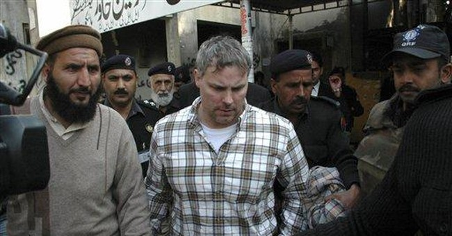 American CIA contractor appears in Pakistani court