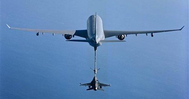 INFLUENCE GAME: Aircraft titans spark lobby blitz