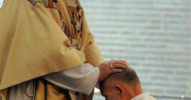 Married German ordained as Catholic priest
