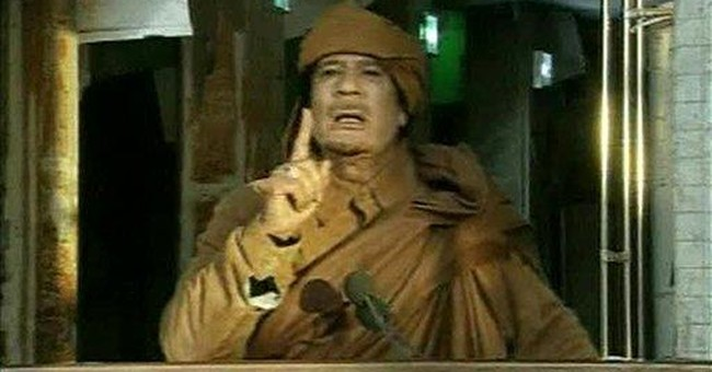 Gadhafi's vow: Will fight to 'last drop of blood'