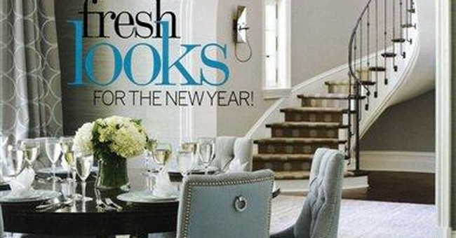 Luxury home magazines get facelifts