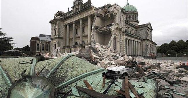Weaker New Zealand quake packed a deadlier punch