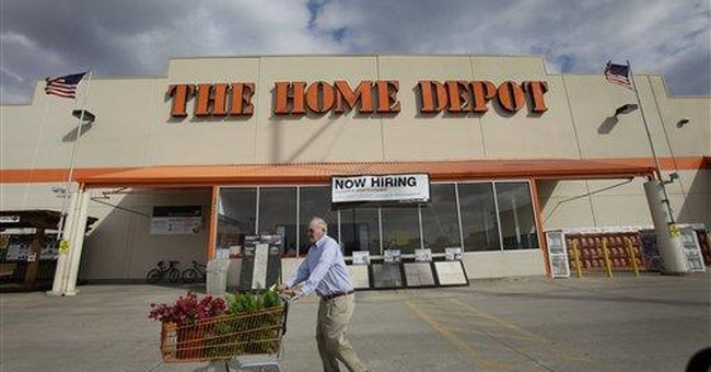 Home Depot revenue picks up in 4th quarter