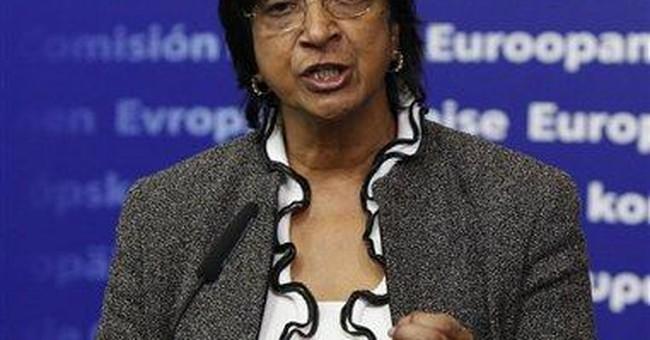 AP Interview: UN says Libya may need no-fly zone