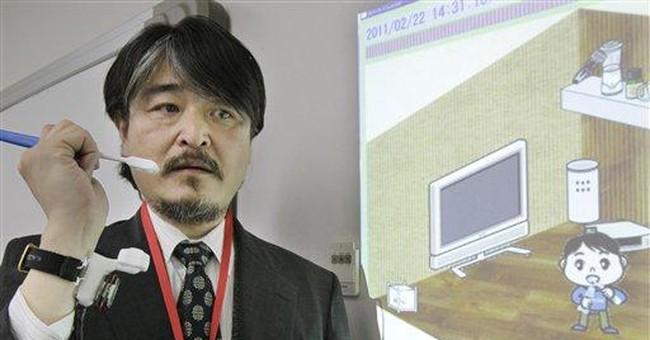 Japan company developing sensors for seniors