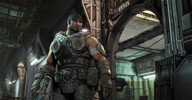 'Gears of War 3' set for Sept. 20 release