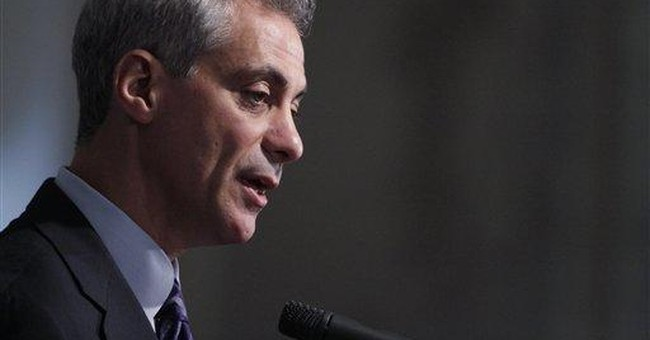 Emanuel gingerly hints at agenda as Chicago mayor