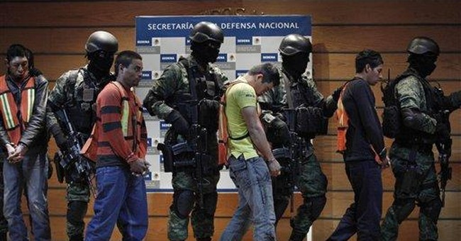 Mexico army: Suspect says ICE agent slain in error