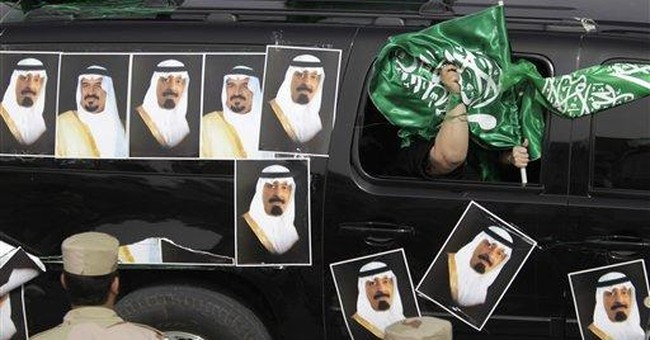 Saudi opens its wallet to stave off protests