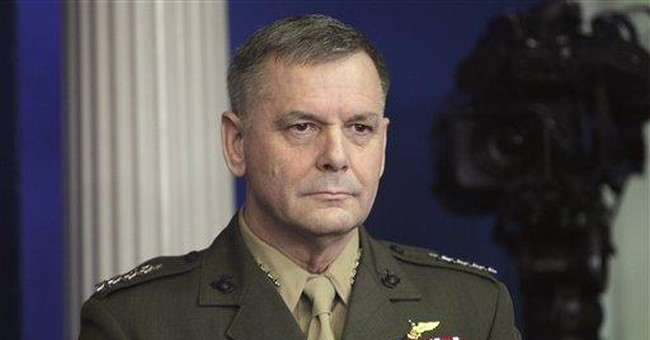 No. 2 US military officer cleared of misconduct