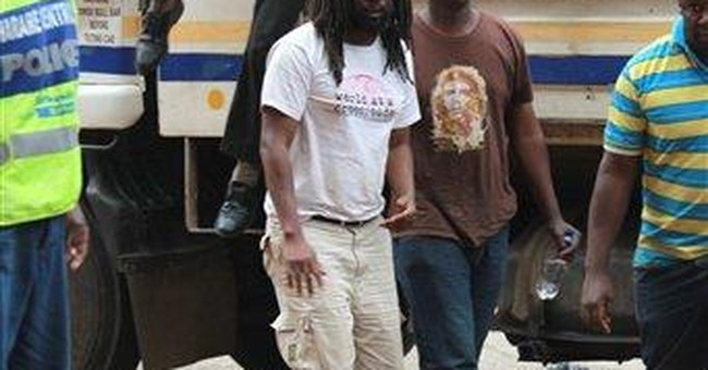 46 accused of treason in Zimbabwe to stay in jail