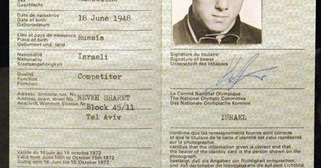 Family of slain Israeli Olympian gets his ID card