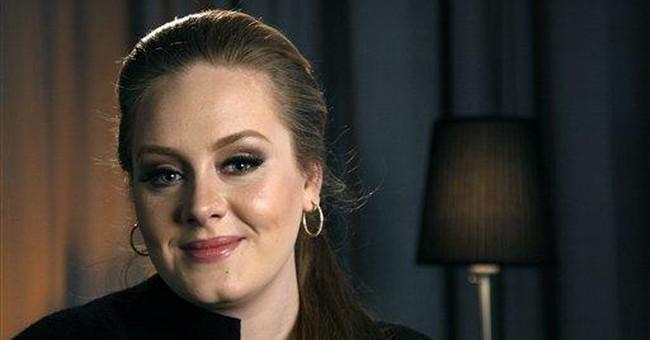 Adele's sophomore disc mines shattered love