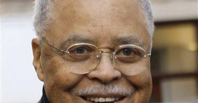 James Earl Jones to go from chauffer to president