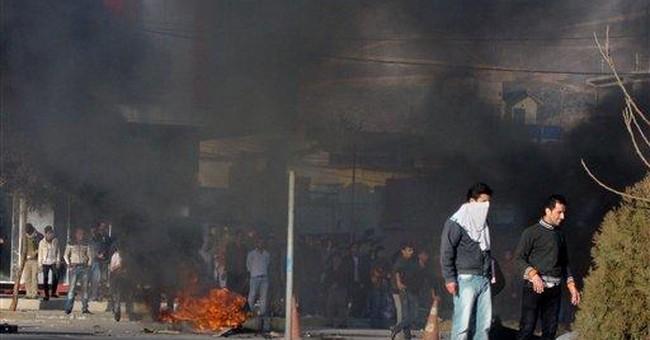 Kurdish protests mar 'The Other Iraq'