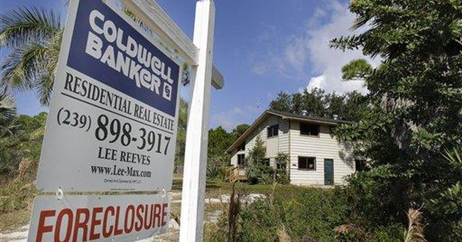 Discount for foreclosed homes widened in 2010