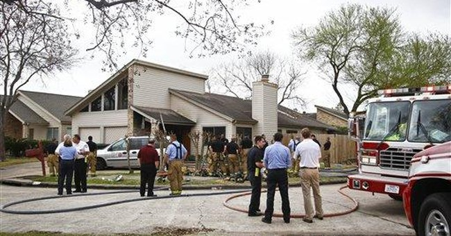 Texas probes if kids alone before day care fire